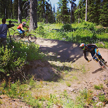 Video: Base Mountain Bike Camps at Silver Star