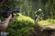 Video: Team Infocus - Andi Tillmann Rides Schladming