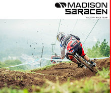 Madison Saracen 2013 - UCI World Cup FOUR: Mont Sainte Anne