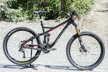 Devinci's New 650B Troy - First Look