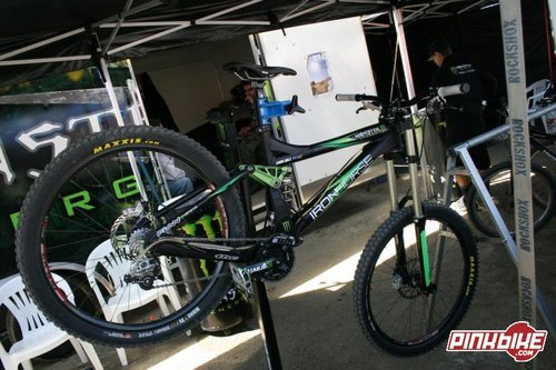 Expect a lot of podiums from this bike this season as I hear that its owner is quick